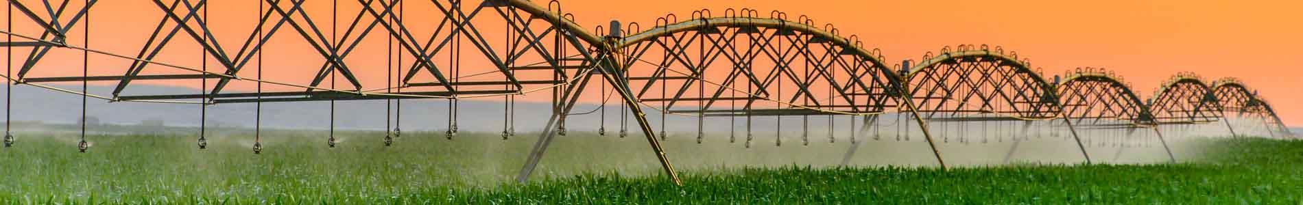 Bewässerung und Beregnung