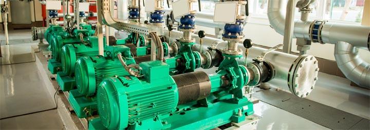 Pumpensteuerung Brunnen