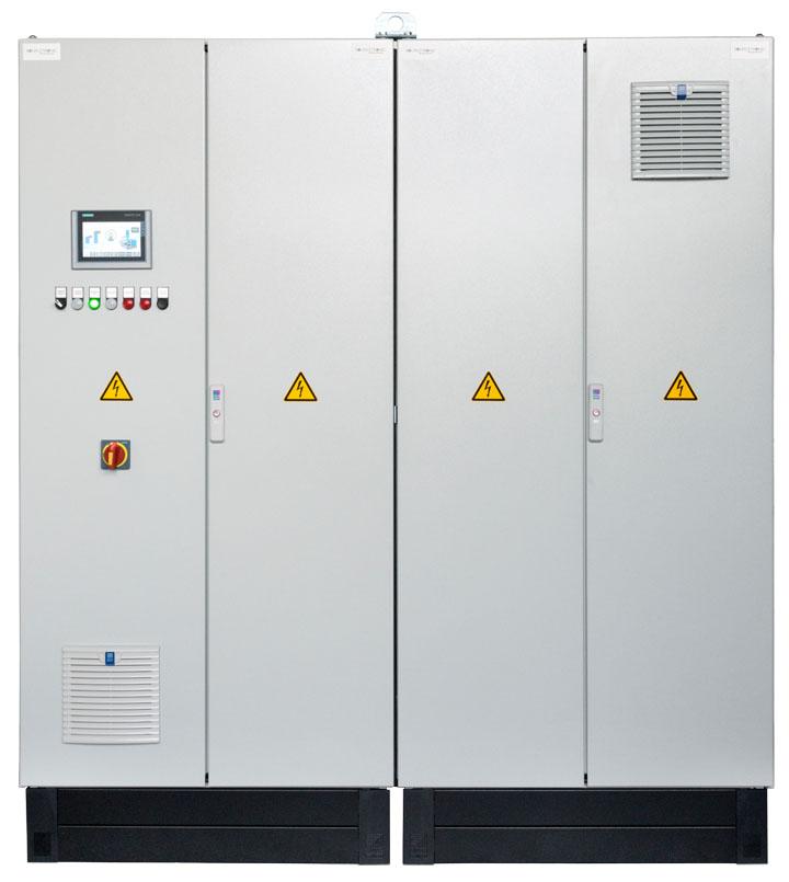 Pumpensteuerung Kühlsysteme