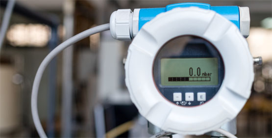 Pumpensteuerung Sensoren