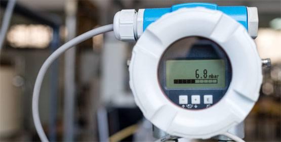 Pump control sensors
